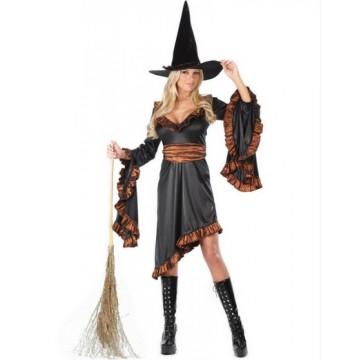 Ruffle Witch