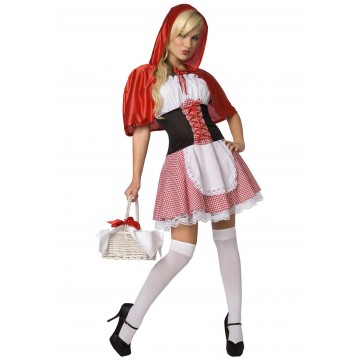 Red Riding Hood (Halter)