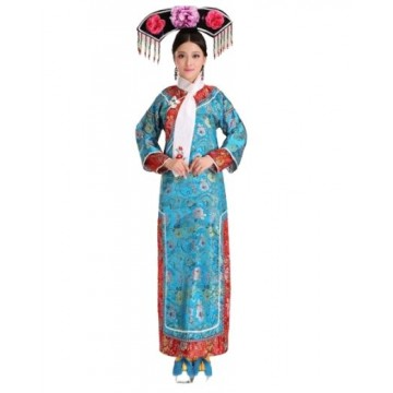Ancient Chinese Qing Han Dynasty - Blue