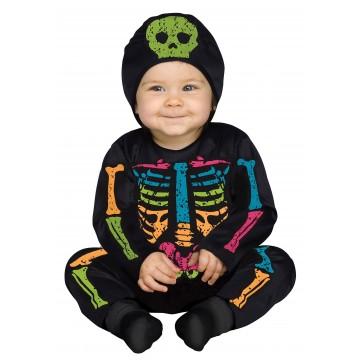 Infant Color Bones