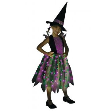 Light Up Rainbow Witch