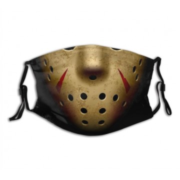 Friday the 13th Face Mask