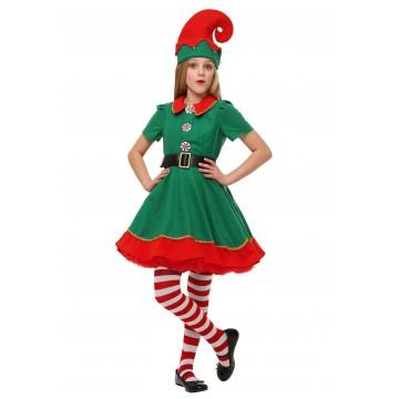 Girl's Holiday Elf