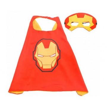 Superhero capes - iron man (adult)