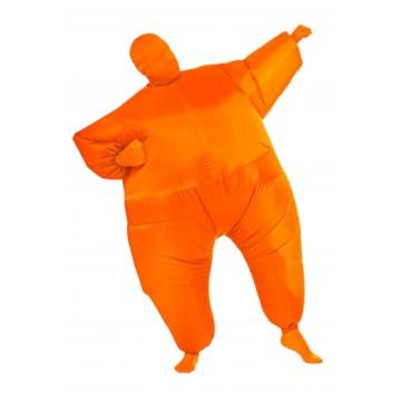Inflatable Orange Chub