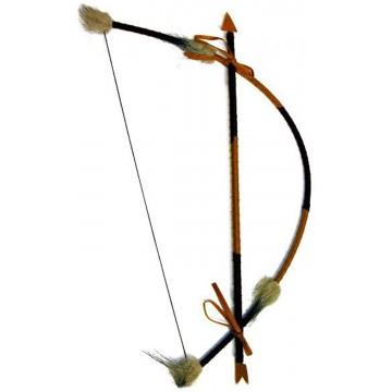 Native American Bow & Arrow